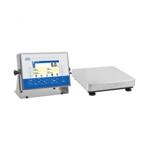 HX7.3.F1 Multifunctional Scale - e. IP66 / IP68, and 1-load-cell powder-coated platform