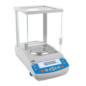 AS 310.R2 PLUS Analytical Balance - 2020. Balance of the AS R2 PLUS series is a standard analytical weighing device of the SYNERGY LAB line