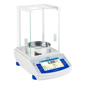 AS 60/220.X2 Analytical Balance - The X2 series balances feature the latest generation capacitive display providing the maximum comfort of use, available right at your fingertips. Ease of operation, clear menu and practical arrangement of the display guarantee the best ergonomics for your everyday tasks