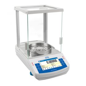 AS 60/220.X2 PLUS Analytical Balance - 2020. Balance of the AS X2 PLUS series is an advanced analytical weighing device of the SYNERGY LAB line