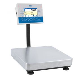 C32.6.F1.M Multifunctional Scale - Integrated battery and wireless data transmission enable portable operation. Complex software allows carrying out many tasks connected with mass measurement, e