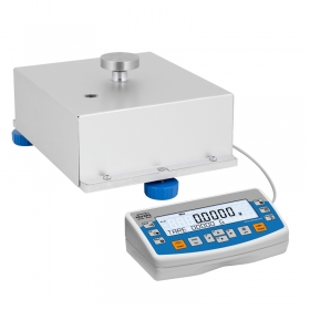 MAS 220.R Weighing Module - MAS R is a device comprising electromagnetic MAS module of high resolution and R operation panel equipped with an LCD. MAS R is known for its great adaptation possibilities both when speaking of its integration into a technological line and building it into a customer-owned device (Max:220g/d:0,1mg)