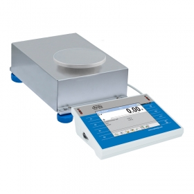 MPS 6000.Y Weighing Module - The MPS Y allows to perform the measurements using the under-pan weighing method or a regular weighing pan. In case of the under-pan method the load is suspended beneath the module