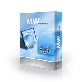 MWManager PC Software - MWManager software is intended for support of MW-01 and MW-04 mass converters via a PC. MWManager enables: adjustment of MW-01 and MW-04 mass converters (determination of start mass, adjustment coefficient, gravity correction, linearity correction) mass readout from MW-01 and MW-04 converters via computer screen MW-01 and MW-04 taring and zeroing via a PC linearity determination of MW-01 and MW-04 mass converters setting weighing filters of MW-01 and MW-04 mass converters