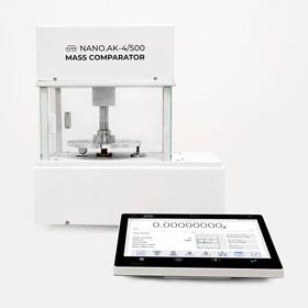 NANO.AK-4/500 Automatic Nano Mass Comparator in Mass Comparators