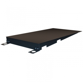 Ramp for WPT/4 C10 3000kg scale - The ramps are used to easily place the trolleys containing loads onto the 4 load cell platform scales. They enable placing the scale into the production line as a measuring or control workstation