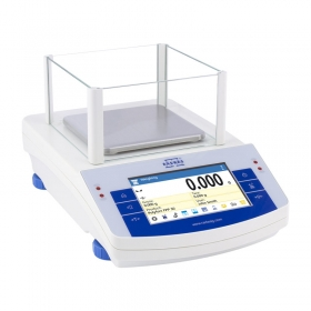 PS 3000.X2 Precision Balance - The X2 series balances feature the latest generation capacitive display providing the maximum comfort of use, available right at your fingertips. Ease of operation, clear menu and practical arrangement of the display guarantee the best ergonomics for your everyday tasks