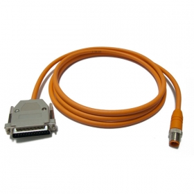 PT0019 Cable - 15 (5.19) terminal - Scales operated by means of PUE HY terminal - PUE C41H indicator - PUE 5