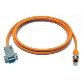 PT0020 Cable - 15 (5.19) terminal - Scales operated by means of PUE HY terminal - PUE C41H indicator - PUE 5