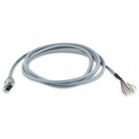 Câble PT0128 - 3 m est la longueur standardisée du câble. Le câble peut être appliqué à la balance avec le terminal PUE 7