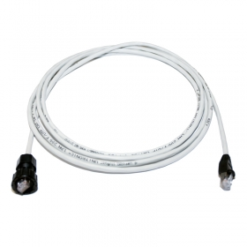 PT0212 Cable - Ethernet cable (RJ45 connector). Standard cable length: 3 m Compatible with: - Scales operated by means of PUE 5.15 (5.19) terminal - PUE 5.15 (5.19) terminal - Radwag Balances and Scales