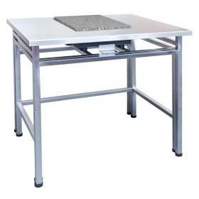Table antivibratoire inoxydable SAL/H - Radwag Les Balances Electroniques