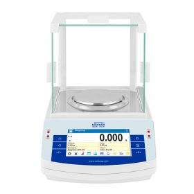 WLC 0.2.X2 Precision Balance - The WLC.X2 series represents a new advanced level for precision balances (Max:0,2kg/d:0,001g)