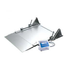 WPT/4N 1500 H3.LD Stainless Steel Ramp Scale