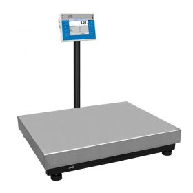 WPY 300/C2 Multifunctional Scale - Apart from standard weighing mode, the WPY series additionally allows for parts counting, labelling and formula making processes. The universal software implemented in the terminal enables scales cooperation with barcode scanners, receipt printers, label printers, RFID scanners and PC peripherals (including mouse, keyboard and external data storage devices) all connectable to built-in interfaces RS232, USB and Ethernet