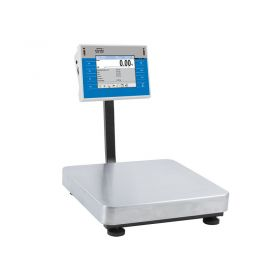 WPY 1,5/F1 Multifunctional Scale - Apart from standard weighing mode, the WPY series additionally allows for parts counting, labelling and formula making processes. The universal software implemented in the terminal enables scales cooperation with barcode scanners, receipt printers, label printers, RFID scanners and PC peripherals (including mouse, keyboard and external data storage devices) all connectable to built-in interfaces RS232, USB and Ethernet