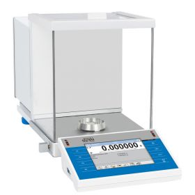 XA 6.4Y.M.A Microbalance - A microbalances feature modern design that enables high accuracy and fast measurements. They are equipped with reliable measuring system housed within a tight casing