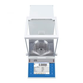 XA 52.4Y.A Analytical Balance - Faster measurement with the new CPU 4Y balances feature Dual Core 2 x 1 GHz processor which delivers noticeable performance improvements including faster operation and shorter stabilization time retaining high repeatability values. 8 GB RAM – more data management possibilities 8 GB RAM offers possibility of recording data in a form of complex reports