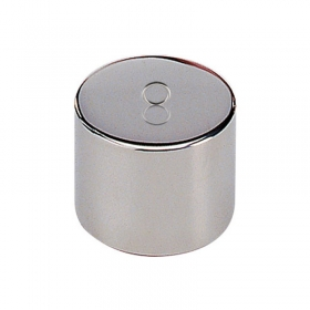F1 Mass Standard - knob weights - 1000 kg - service case  in Mass standards