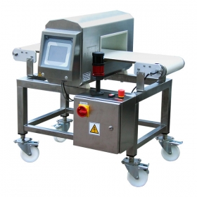 TDM Metal Detectors - Control system are prepared and configured according to customer requirements. Application: The device designed to control products for their metal contamination