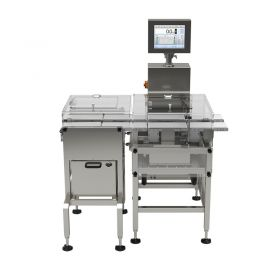 Multi-Track DWM 7500 H2 Checkweigher in Checkweighers