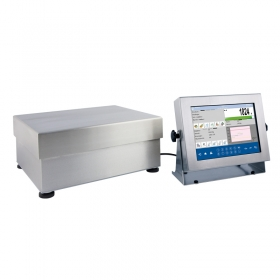 HY10.32.HRP.M2.1 High Resolution Scale - H multifunctional scale enables fast and precise mass measurements in challenging industrial conditions. The scale enables carrying out measurements with very high resolutions available so far only for laboratory balances