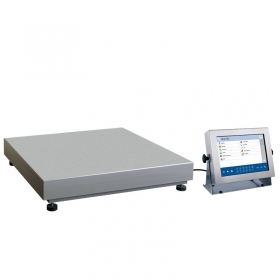 HY10.300.HRP.H.M2.1 High Resolution Scale - H multifunctional scale enables fast and precise mass measurements in challenging industrial conditions. The scale enables carrying out measurements with very high resolutions available so far only for laboratory balances