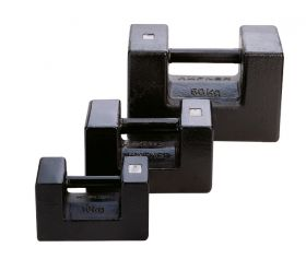 M1 Mass Standard - M1 Mass Standard - rectangular weights. Nominal value - 5 kg. - Radwag Balances and Scales