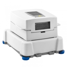 MA 60.3Y Moisture Analyzer - It features extended databases containing programmable drying modes related to the database of samples. The MA 3Y series enables printing and exporting charts presented on its display to a BMP file