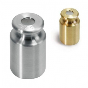 M1 Mass Standard - M1 Mass Standard - knob weights with adjustment chamber. Nominal value - 10 kg. - Radwag Balances and Scales