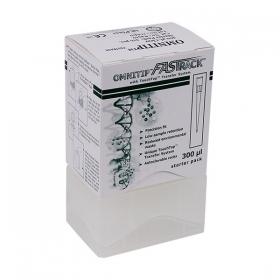 OMNITIP™ - OMNITIP™ - Starter ST 300,bezbarwny, 300 µl, pudełko+ 6 raków + 576 końcówek. - Radwag Wagi Elektroniczne