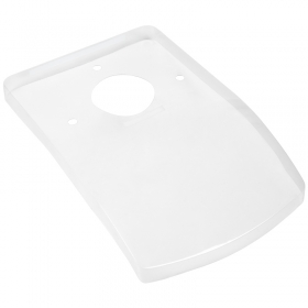 PS R2.M Protective Cover for balance - Protective cover is made of transparent plastic, secures a balance housing against scratches, dust etc. It is intended for balances PS R2.M with weighing pan 195 x 195. - RADWAG Balanzas Electrónicas