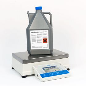 PM 35.C32 Precision Balance - The unique measuring system solution is characterized with great resistance to ambient conditions change. An in-built 4-point protection system prevents balance overloading, this ensures safety in case too heavy load is applied onto the weighing pan