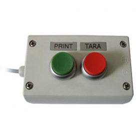 Tare and Print External Buttons in Accessories