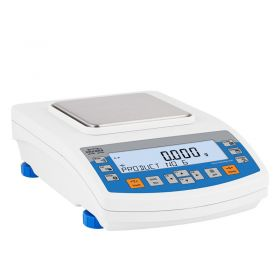 PS 750.R1 Precision Balance - They feature a new, readable LCD display which allows a clearer presentation of the weighing result.
