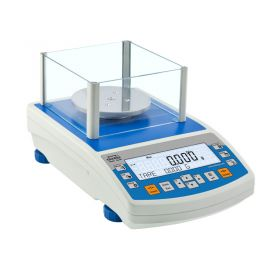 Balanza de precisión PS 200/2000.R2.H -   Not only do they share all the features of R series balances, but can also work in adverse operating conditions (condensed dust, drops of water falling down at different angles typical for IP 54).   These balances are equipped with innovative LCD display allowing for clear and legible presentation of a measurement result