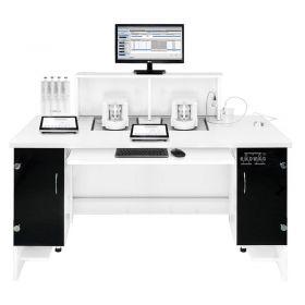 Stanowisko do kalibracji pipet SDKP DUAL w Pipetowanie