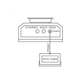 Câble PT0285 - Radwag Les Balances Electroniques