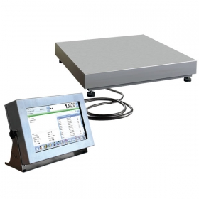 TMX15C.150.H4.K Multifunctional Scale - 15R, PUE 5.19R – resistive touch screen technology