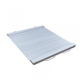 Balanzas inoxidables con rampas WPT/4N 300/600 H3 -   Ramp scales is manufactured from OH18N9 stainless steel with IP 68. On special order, it is possible to manufacture ramp scales in upgraded anti-corrosion stainless steel version