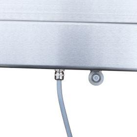 Balance à rampe inoxydable WPT/4N 400 H1 - Radwag Les Balances Electroniques