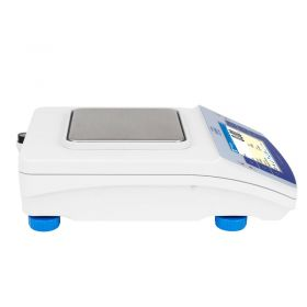 WLC 0.6.X2 Precision Balance - The X2 series balances feature the latest generation capacitive display providing the maximum comfort of use, available right at your fingertips. Ease of operation, clear menu and practical arrangement of the display guarantee the best ergonomics for your everyday tasks