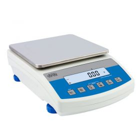 WLC 1/A2/C/2 Precision Balance - The balance features a stainless steel weighing pan, and a backlit LCD guaranteeing clear weighing result presentation. They also have an option of automatic internal adjustment