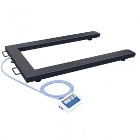 C315.4P.1500.C Pallet Scale - The pallet scales C315.4P series is manufactured in mild steel powder coated version