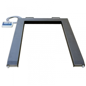 C315.4P.1500.C Pallet Scale - Pallet scales is stable and proved 4 load cell construction designed for weighing pallets. The load to be weighed can be placed on the platform by a standard fork-lift truck