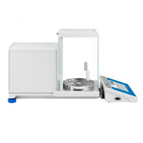 XA 82/220.4Y Analytical Balance - Faster measurement with the new CPU 4Y balances feature Dual Core 2 x 1 GHz processor which delivers noticeable performance improvements including faster operation and shorter stabilization time retaining high repeatability values. 16 GB RAM – more data management possibilities 16 GB RAM offers possibility of recording data in a form of complex reports
