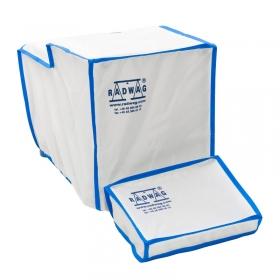 Housse en tissu pour les balances analytiques XA 4Y - - Radwag Balances Électroniques