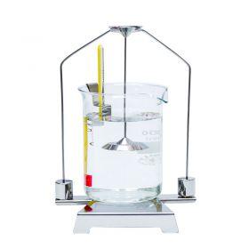 KIT 85 -juego para determinar la densidad de los cuerpos fijos y liquidos