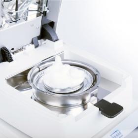 Voluminous sample container in Accessories