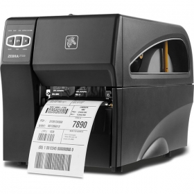 ZT 220 Zebra Printer -   The ZT200 series offers a streamlined design and smaller footprint that takes up less physical space than the Stripe and S4M models.